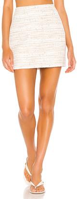 L'Academie The Renelle Mini Skirt