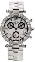 Lucien Piccard Bal A Verdsilles Swiss Quartz Chronograph Watch 27055WHD