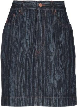 Vivienne Westwood Denim skirts