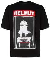 Helmut Lang Oversized Autumn Tour Hans T-shirt