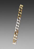 Luv Aj Ombre Chain Bracelet