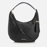 MICHAEL Michael Kors Women's Lauryn Large Shoulder Bag - Black