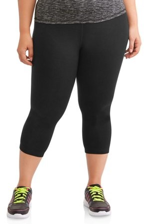 355d40ede2b5 Athletic Works Womens Dri More Core Capri 19 Yoga Leggings Women Athleisure