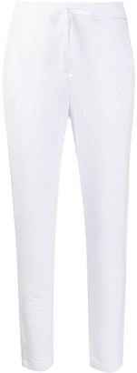 Liu Jo Plush cotton trousers