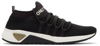 Diesel Black S-KB SLK ll Low Sneakers