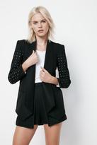 Rebecca Minkoff Long Becky Jacket