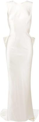 Parlor Sleeveless Shift Maxi Dress