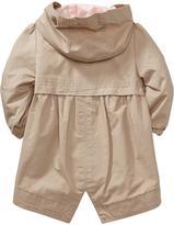 T&G Hooded Anoraks for Baby