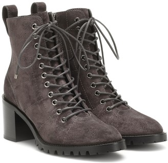 Jimmy Choo Exclusive to Mytheresa Cruz 65 suede ankle boots