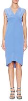 Zero Maria Cornejo Misis Silk Dress