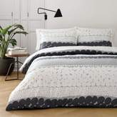 Marimekko Jurmo Full/Queen Comforter Set in Grey