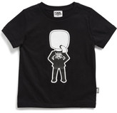 Karl Lagerfeld Boys Bad Boy Tee (2-6Y)