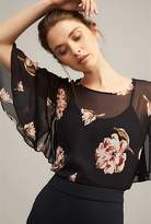 Witchery Frill Cape Top