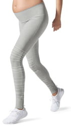 BLANQI SportSupport Hipster Cuff Support Maternity/Postpartum Leggings
