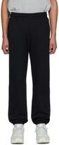 Gr Uniforma GR-Uniforma Black Melton Lounge Pants