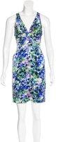 Roberto Cavalli Silk Mini Dress