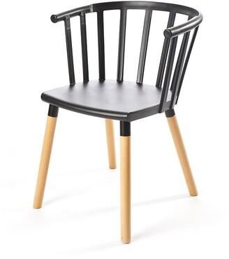 Kvell Kaptain Chair - Black