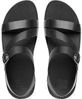 FitFlop FitFlopTM Womens The SkinnyTM Z-Strap Leather Sandals Size 9