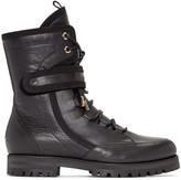 Jimmy Choo Black Decker Boots