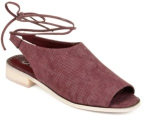 Journee Collection Women's Blanch Sandals Women's Shoes