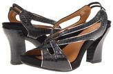 Earthies Tambolini (Black) - Footwear