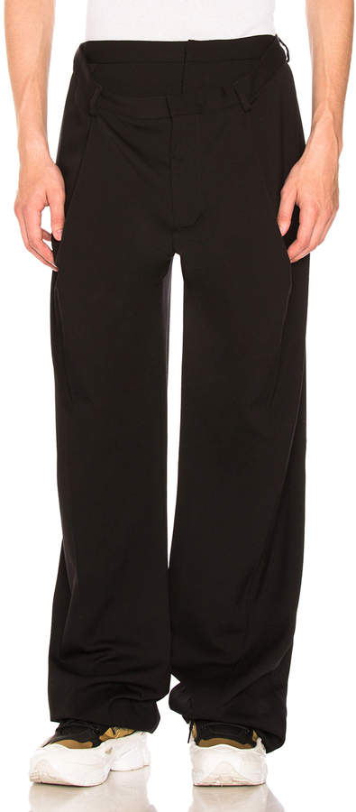 Y/Project Wool Trouser