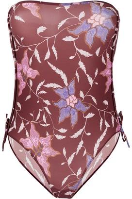 Isabel Marant Floral-Print Swimsuit