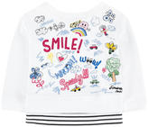 Simonetta Embroidered sweatshirt