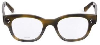 Celine 49MM Square Optical Glasses