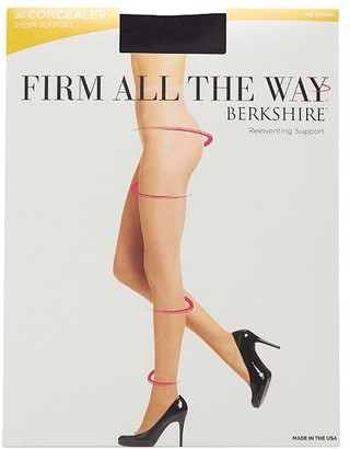 Berkshire Firm All The Way Concealer Shaping Pantyhose