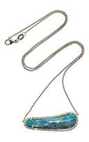 Kimberly McDonald Boulder Opal Pendant