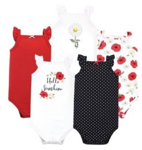 Hudson Baby Boys Sleeveless Bodysuits