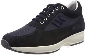 Lumberjack Men's Raul Gymnastics Shoes, Blue (Navy Blue Cc001)