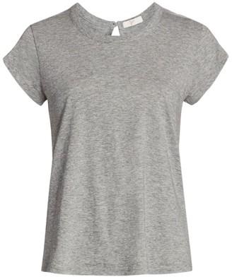 Joie Delzia Pima Cotton T-Shirt