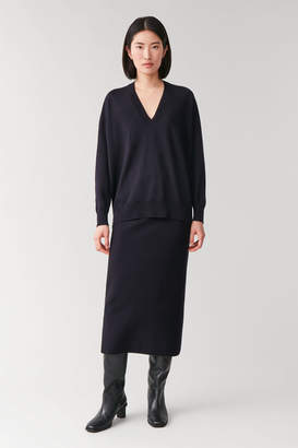 Cos COCOONING WOOL TOP