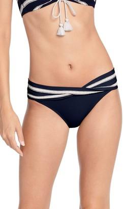 Robin Piccone Abi Twist Hipster Bikini Bottoms