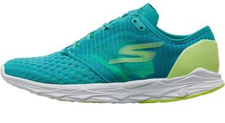 Skechers Womens GO MEB Speed 5 Neutral Running Shoes Teal