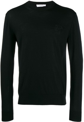 Versace Slim-Fit Wool Sweater