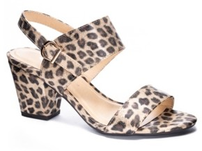 Chinese Laundry Women's Spot On Block Heel Sandals Women's Shoes
