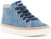 Naturino Falcotto Magic Rope Jean Suede Sneaker (Baby & Toddler)