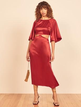Reformation Noemi Dress