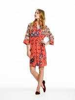 Scotch & Soda Printed Kimono Dress