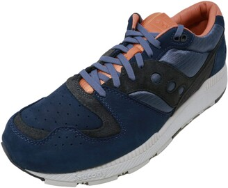 Saucony Men's Azura Weathered Luxury Sneaker
