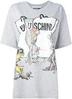 Moschino Rat-A-Porter T-shirt - women - Cotton - XXS