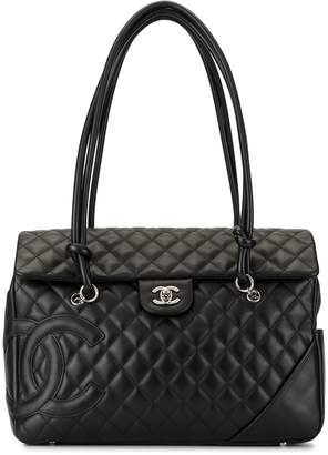 Chanel Pre-Owned quilted Cambon tote