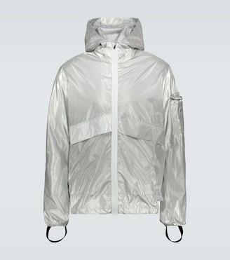 Satisfy Packable windbreaker jacket