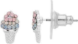 Lauren Conrad Ice Cream Cone Nickel Free Stud Earrings