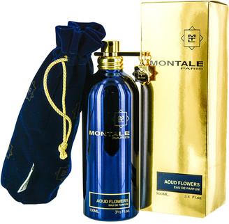 Montale 3.3Oz Aoud Flowers Eau De Parfum Spray