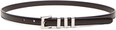 Saint Laurent Trois Passants Belt