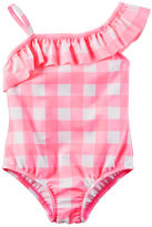Carter's Gingham Swimsuit